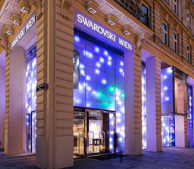 Mi viaje a Viena: SWAROVSKI KRISTALLWELTEN STORE WIEN