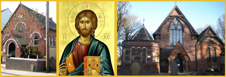 St Michael&#39;s Orthodox Parish Newsletter (Audley and Dresden)