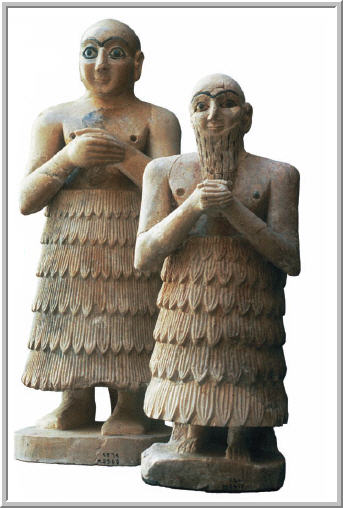 mesopotamian view of life 2018-6-9 the bible and the epic of gilgamesh share many  that while civilized life is more fraught with  between the mesopotamian epic of gilgamesh and the.