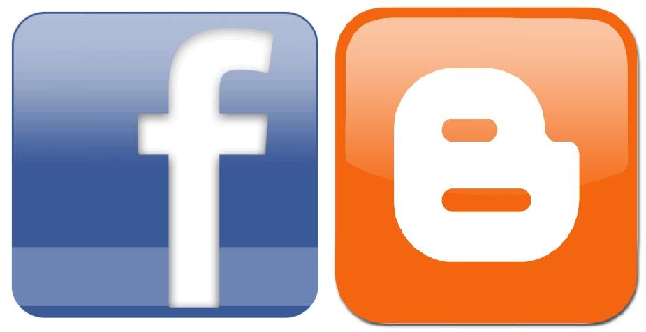 Google Blogger Logo Facebook Logo Blogger Logo