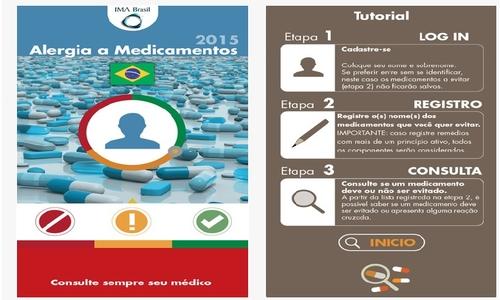 app, previnir, ajudar, alergia, medicos