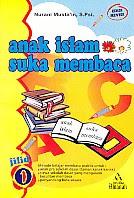 toko buku rahma: buku ANAK ISLAM SUKA MEMBACA  Jilid 1, pengarang nurani musta'in, penerbit pustaka amanah solo