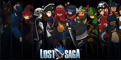 Cara Mendapatkan Banyak EXP Dan Cara Cepat Naik Level Game Lost Saga