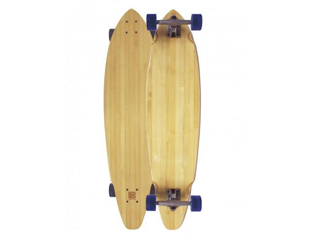 Bamboo Longboard4
