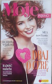 """""""Moje Piękno""""-gazetka urodowa, Biedronka, 01-14.08.2012"""
