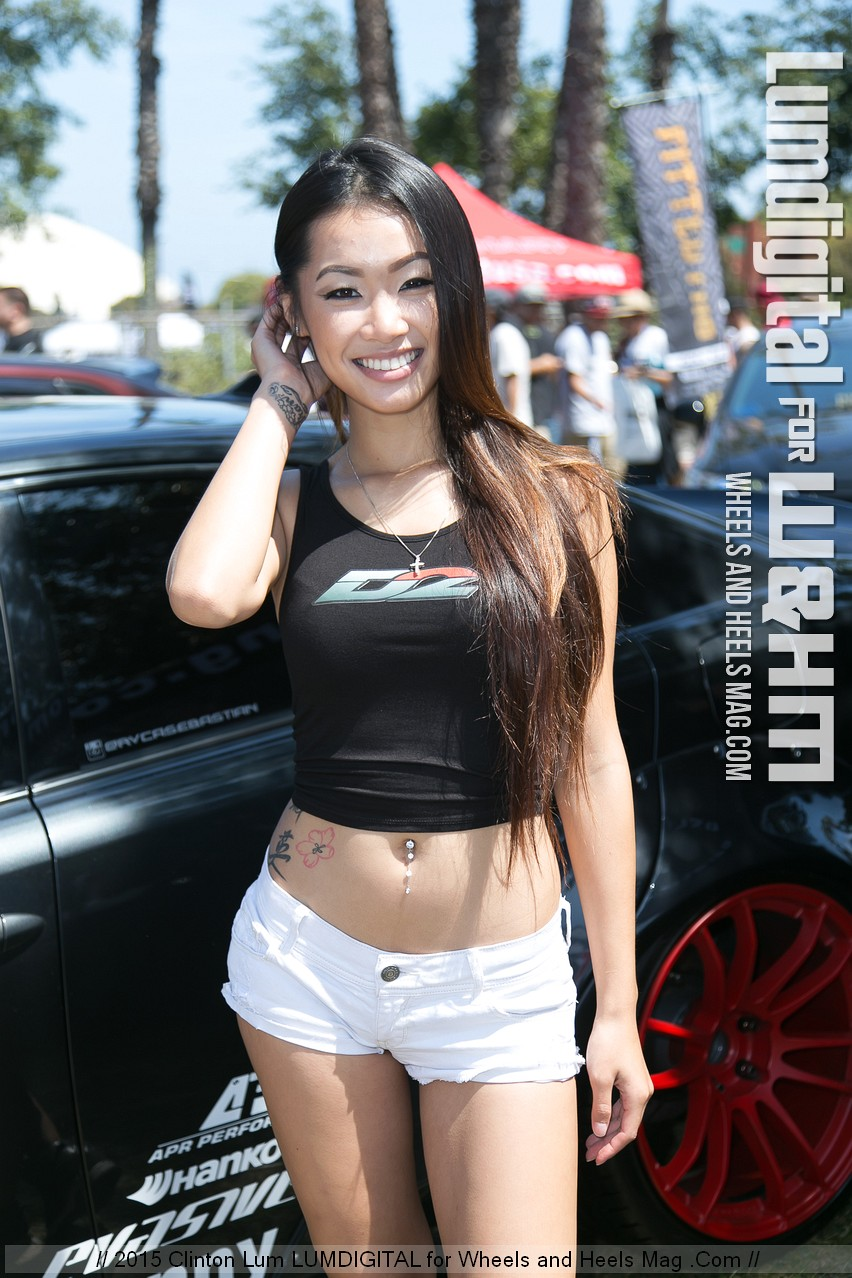 Asian car show long beach