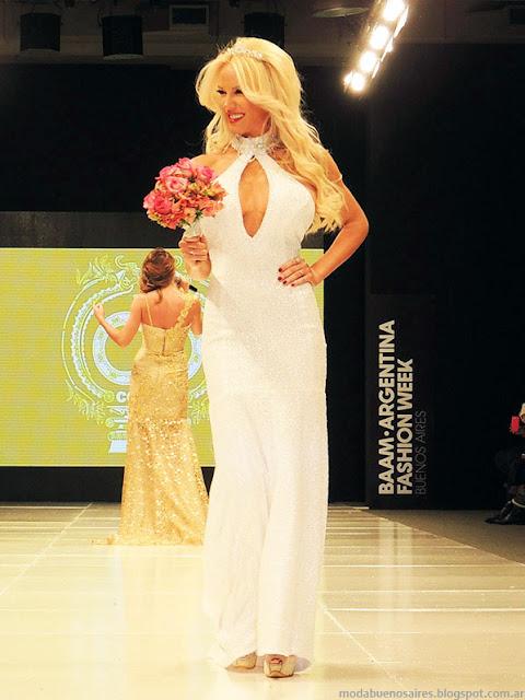 Claudio Cosano 2014 vestidos de novia 2014.