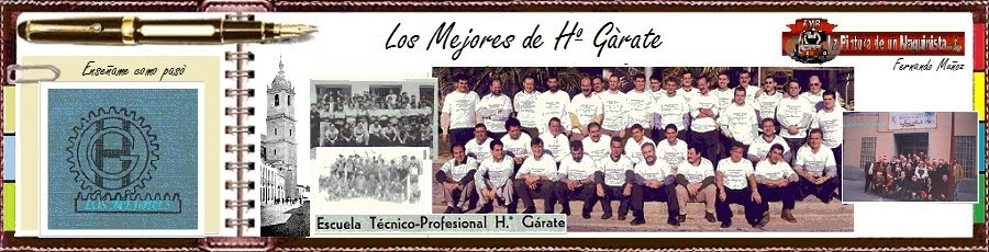 Los mejores de H.G.