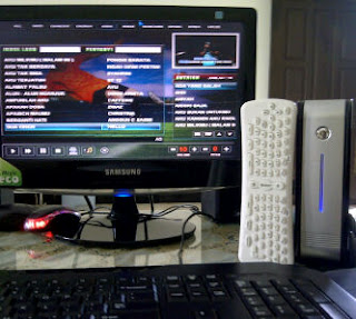 XD karaoke remote
