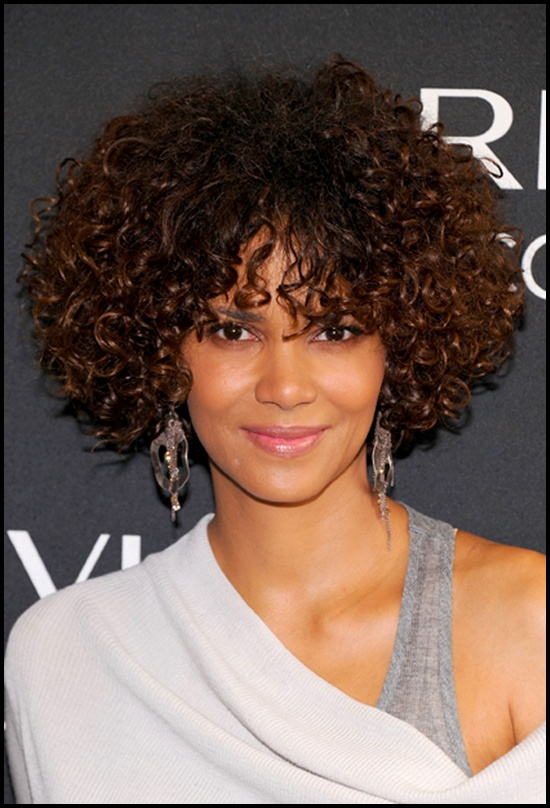 Stupendous 60 Short Curly Hairstyles For Black Woman Stylishwife Hairstyle Inspiration Daily Dogsangcom