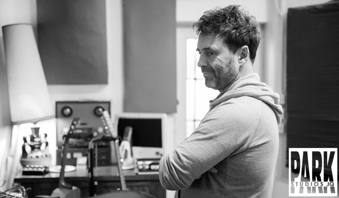 Birmingham recording studio Park Studios JQ | Canadian comedian Phil Nichol