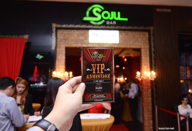 Seduction Night @ Soju Bar Pavilion KL