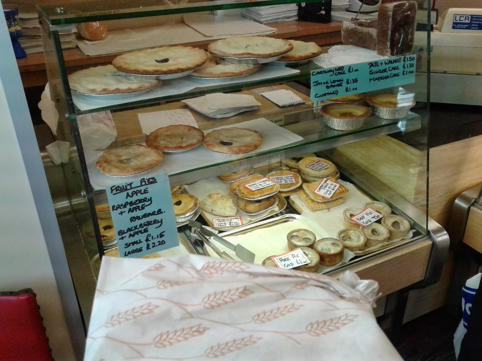 Thurlwell's Bakery in Morecambe