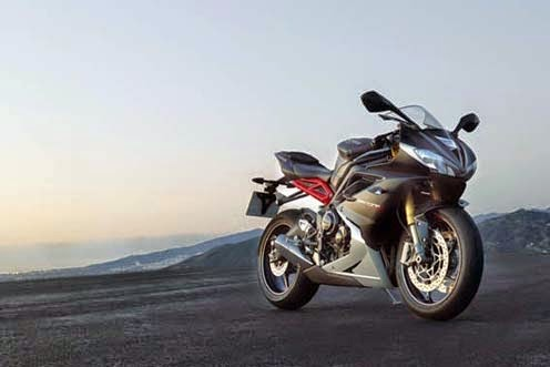 2014 Triumph Daytona 675R Specifications and Price