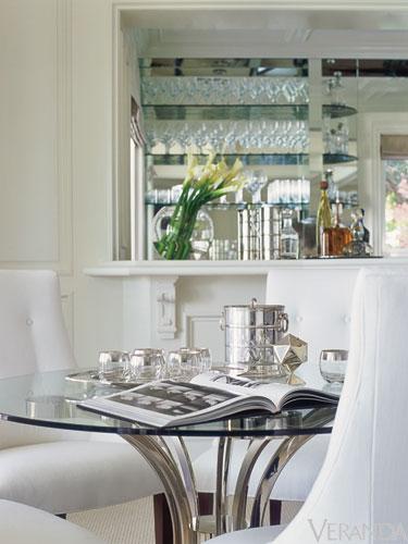 Luxury Interior Design - Art Deco Home of Jennifer Lopez and Marc