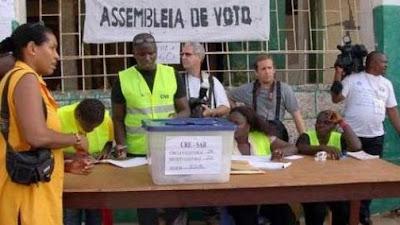 Guiné-Bissau: Cinco candidatos contactam embaixadores para apresentar...