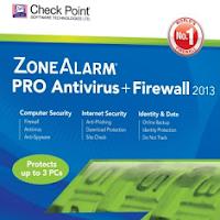 ZoneAlarm Free Antivirus Plus Firewall 2013