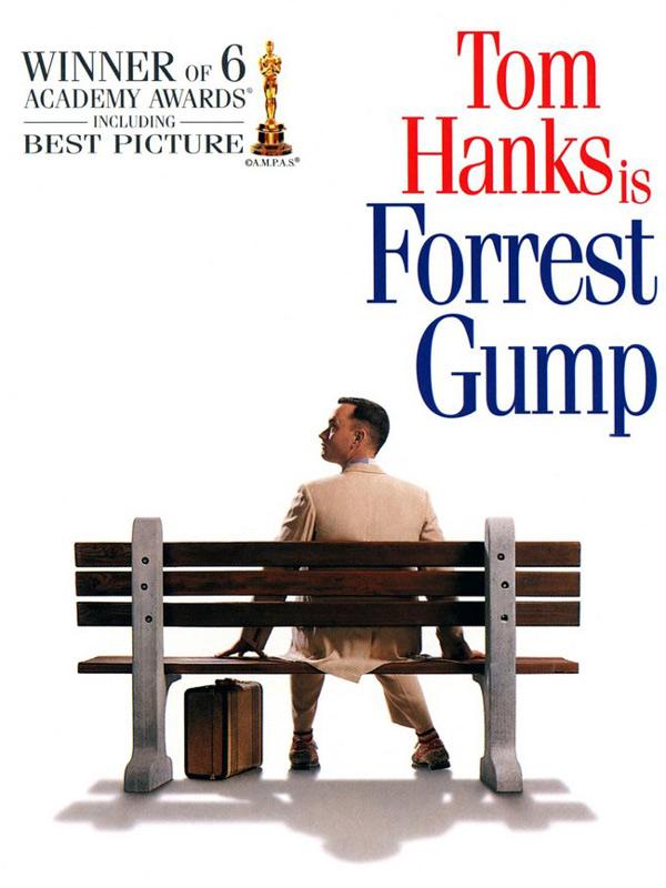 Forrest Gump 1994 movie