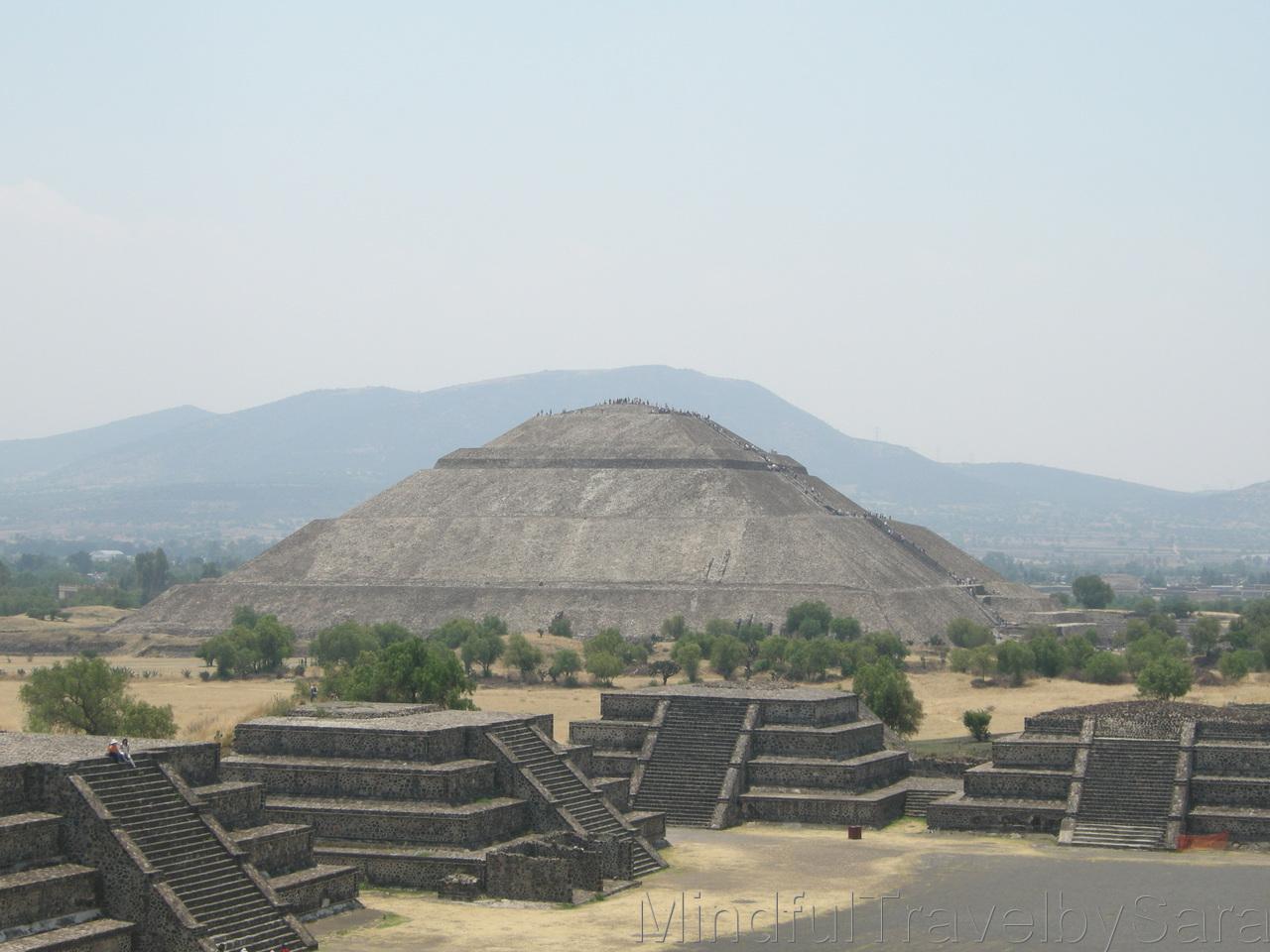 Recorrido cultural y mitológico por las pirámides de Teotihuacán