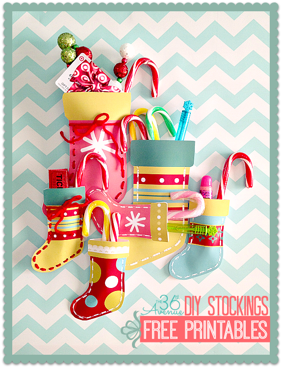 Dig pinterest 20 fabulously free christmas printables