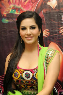 Sunny Leone Latest Pictures at Jackpot Movie Promotion