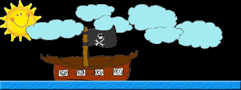 Livros e Piratas