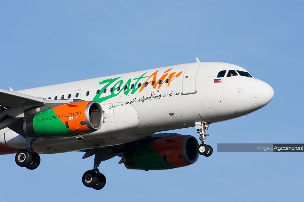 book flight online zest air