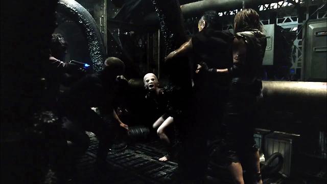 Pandorum Horror Space Expedition Films