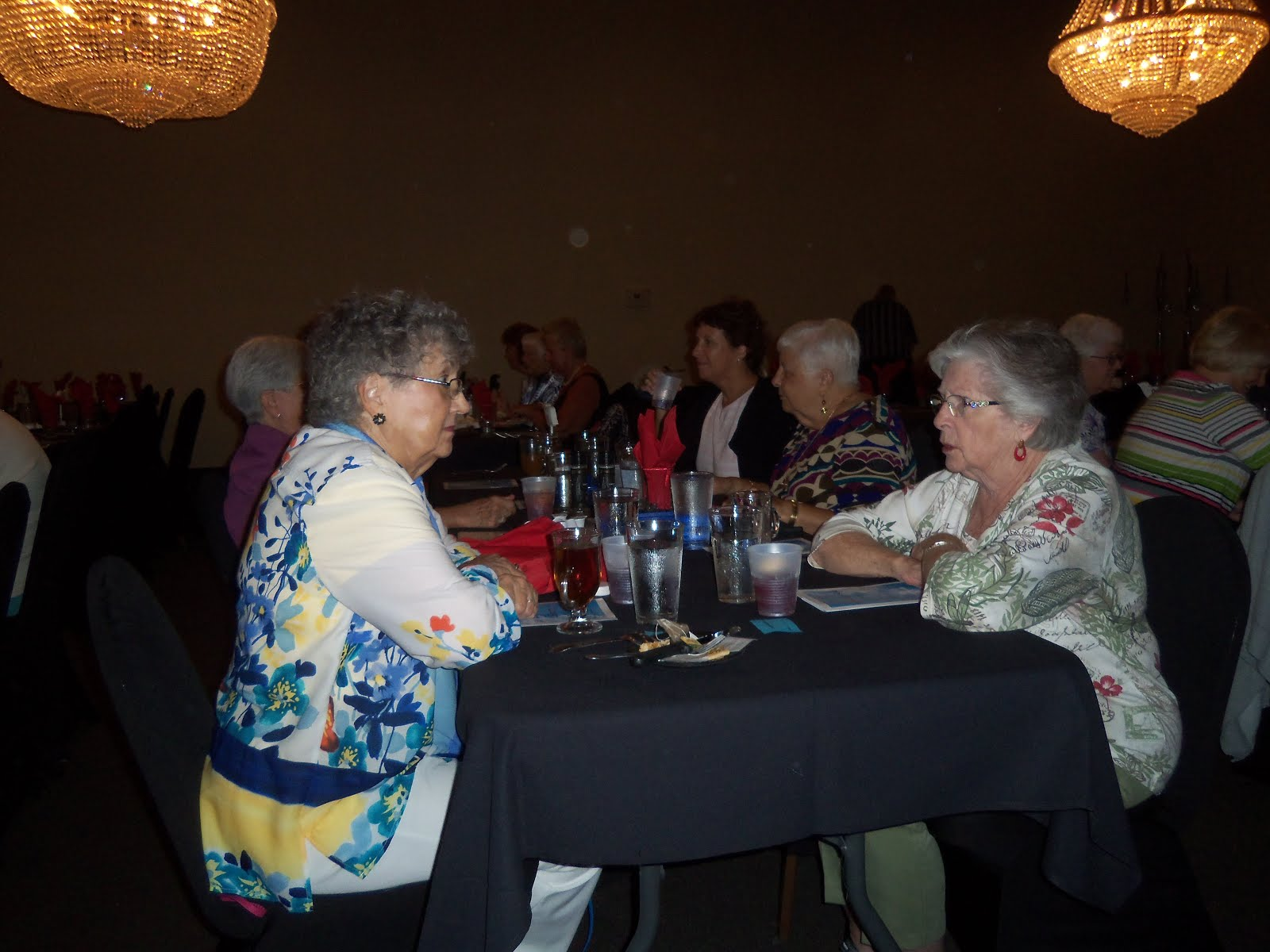 Early Bird Dinner Theatre 11/21/15