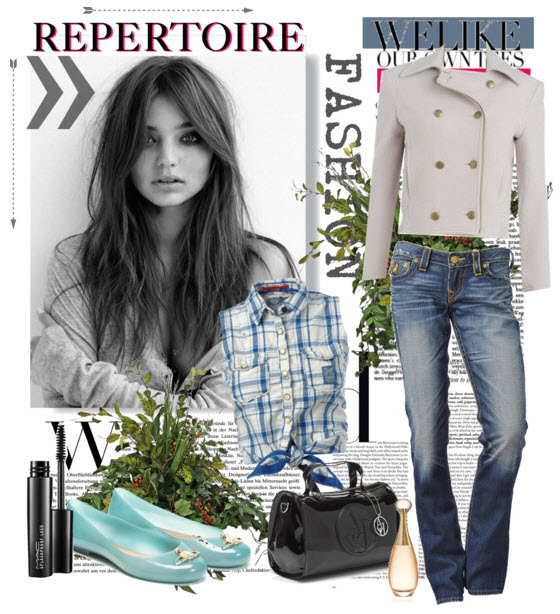 repertoire fashion clothing