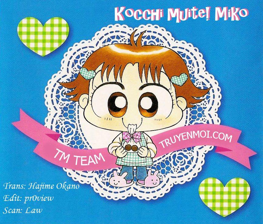 Kocchi Muite! Miiko chap 9 - Trang 1