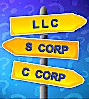 S Corporation vs C Corporation vs LLC: Whats the difference?