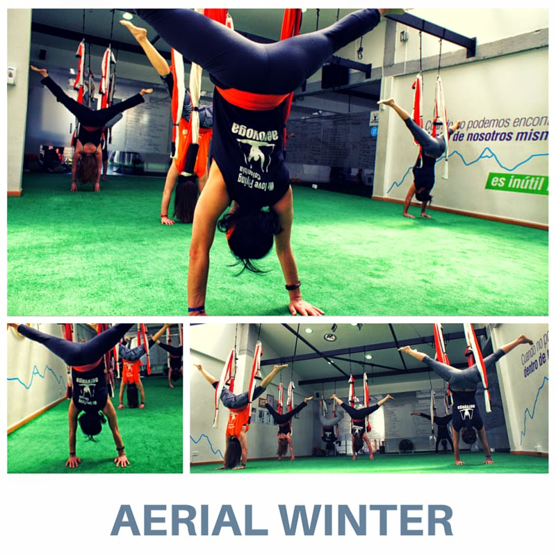 Aerial PIlates Wellness winter