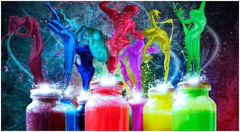 Resultado de imagen para los colores en nuestras emociones