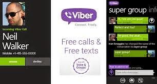 Nhắn tin miễn phí cùng viber