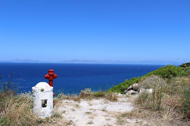 Rhodes Island View