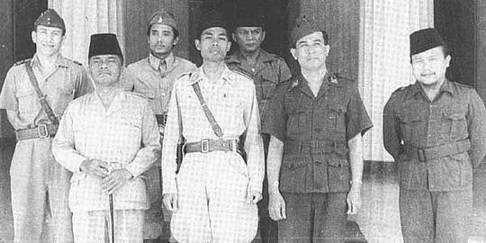 Yogyakarta, 19 Desember 1948 Percakapan Dramatis Soekarno dan Soedirman