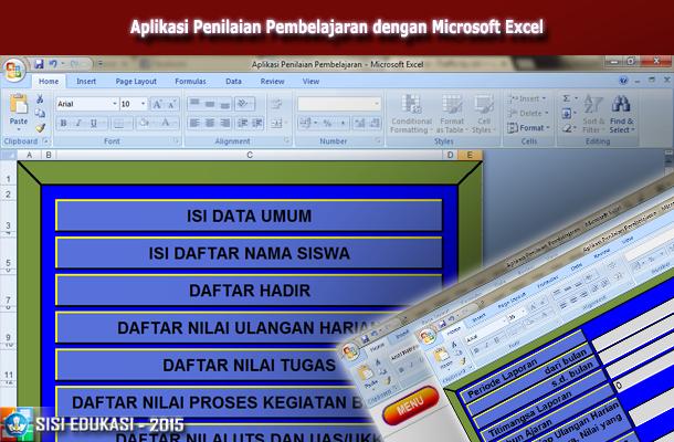 Download Aplikasi Penilaian Pembelajaran dengan Microsoft Excel