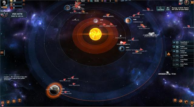 Vega Conflict System