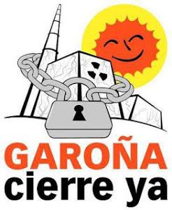 """Desenchúfate de Garoña"""