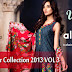 AlKaram Studio Fall/Winter Collection 2013/14 VOL 3 | Al Karam Winter Hues 2013-2014 Volume 3 Catalogue