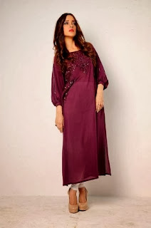 Winter dress for ladies