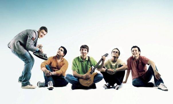 NDay - В нас есть свет 2012 band members