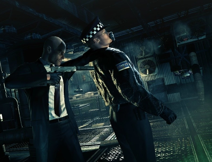 Download Hitman Absolution Game For PC Free Full Version