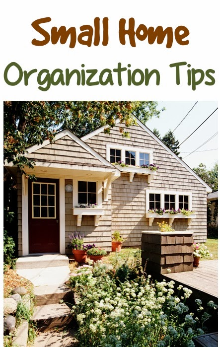 Huge list of small home organization tips diy craft projects Small home organization