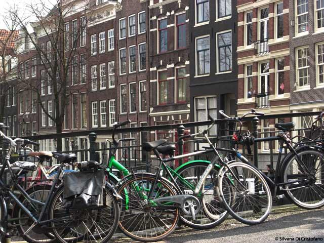 Quartiere Jordaan ad Amsterdam