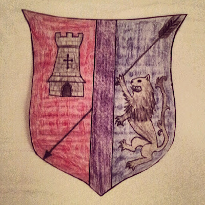 My Kingly crest