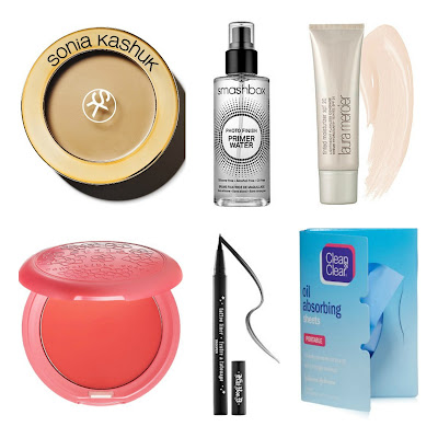 melt proof summer makeup