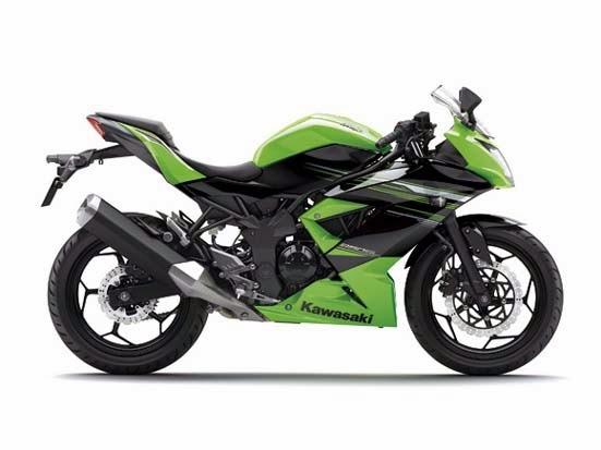 New Kawasaki Ninja RR Mono