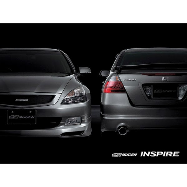 Bodykit Honda Accord Mugen 2006-2009